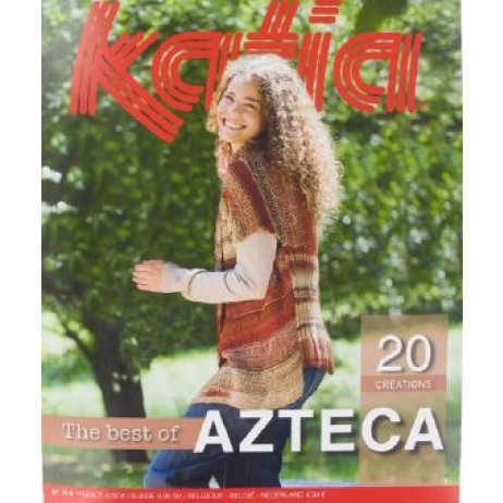 Catalogue Katia The Best of Azteca Numéro 4