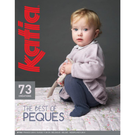 Catalogue Katia Layette The Best Of Peques