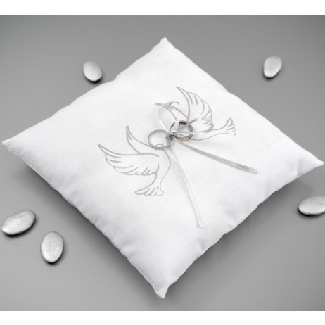 Coussin porte alliance Colombes