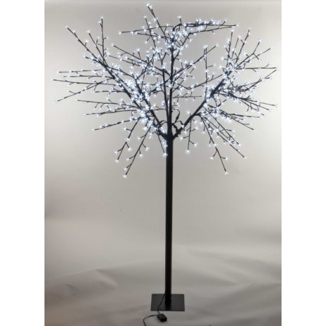 Arbre lumineux 600 LED Blanc froid COLOUR CHANGING