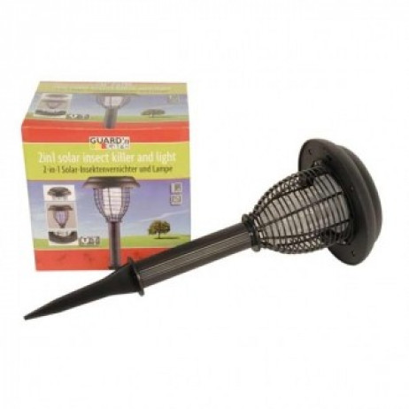 Lampe Solaire Anti-insectes