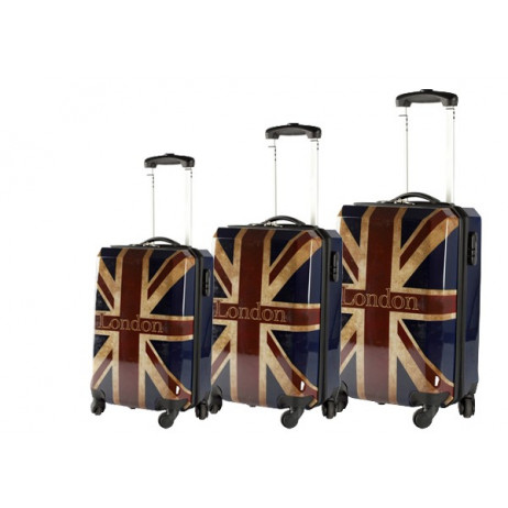 valise london bagage pas cher badaboum. Black Bedroom Furniture Sets. Home Design Ideas