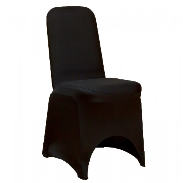 mobilier table housse de chaise mariage lycra. Black Bedroom Furniture Sets. Home Design Ideas