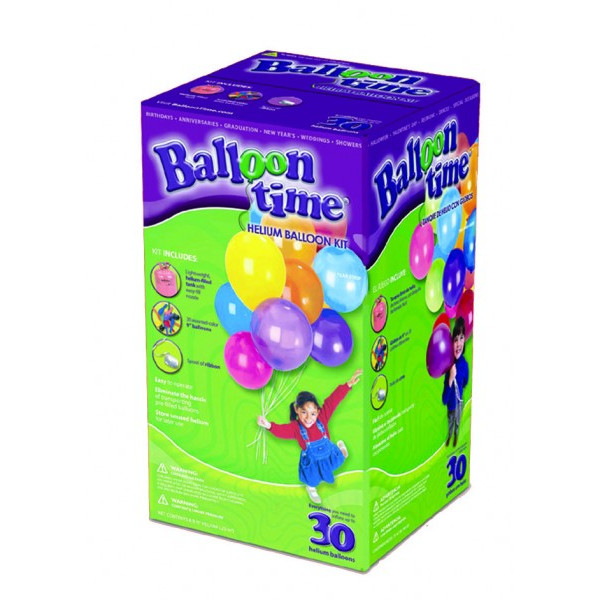 bouteille d helium jetable balloontime