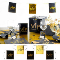 Banderole guirlande decorative VIP