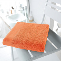 Drap de bain Orange 70x130cm