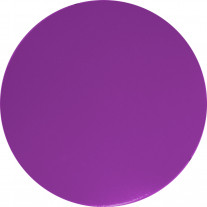 Set de table rond Violet 35 cm