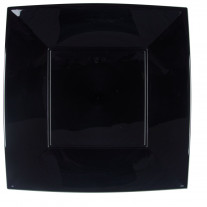 verrine en plastique rigide coeur noir vaisselle jetable mariage badaboum. Black Bedroom Furniture Sets. Home Design Ideas