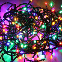 Guirlande electrique de noel 180 LED Multicolore