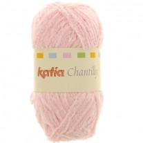 Laine katia chantilly Rose