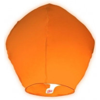 Lanterne Celeste Volante Orange