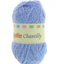 Laine katia chantilly Bleu
