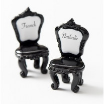 marque place original porte nom mariage pas cher badaboum. Black Bedroom Furniture Sets. Home Design Ideas