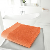 Maxi drap de bain Orange TODAY 90x150cm