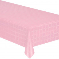 Nappe rose pale
