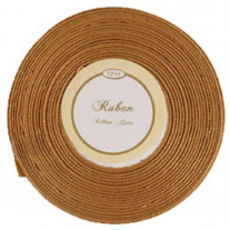 Ruban Satin Or 6mm x 25m