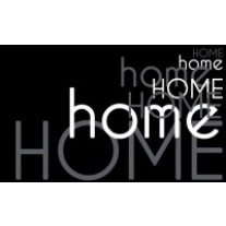 Tapis home home 50x80cm