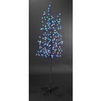 Arbre lumineux 200 LED Multicolore COLOUR CHANGING