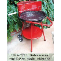 Barbecue rond Louisiane