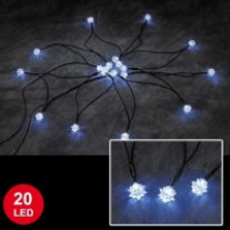 Guirlande diamant 20 LED