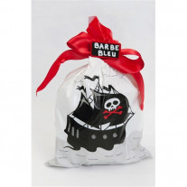 Sachet a bonbon Pirate