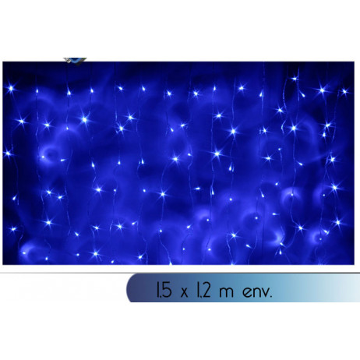 Rideau lumineux DIGITAL 128 LEDS