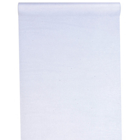Chemin de table organza blanc 9m x 36cm d coration - Chemin de table organza pas cher ...