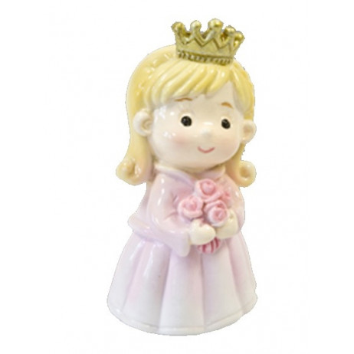 Figurine Communion Petite Princesse