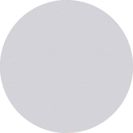 Set de table rond Gris Perle 35 cm