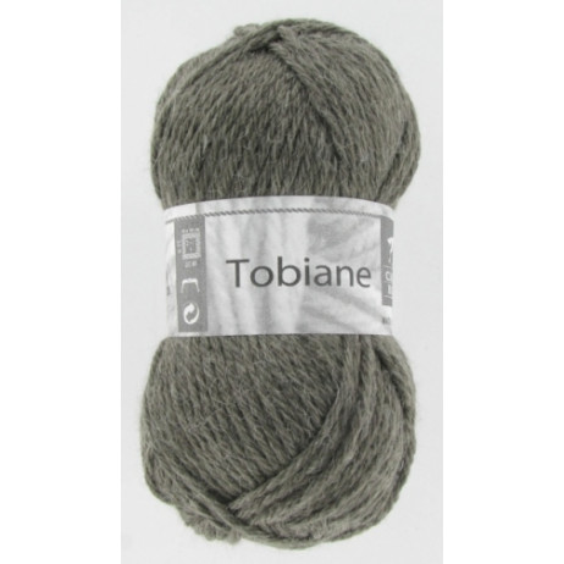 Pelote de laine Tobiane Cheval Blanc Kaki