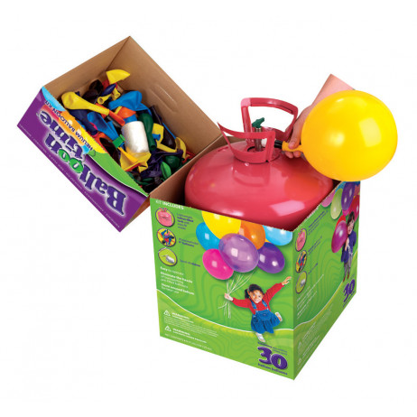 Bouteille d'Helium jetable balloontime