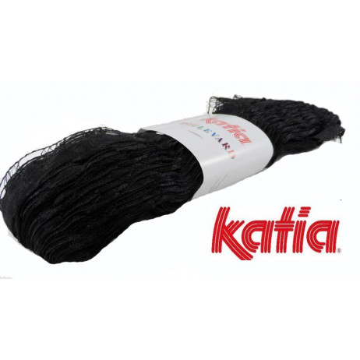 Laine Echarpe Katia Boulevard Noir pas cher