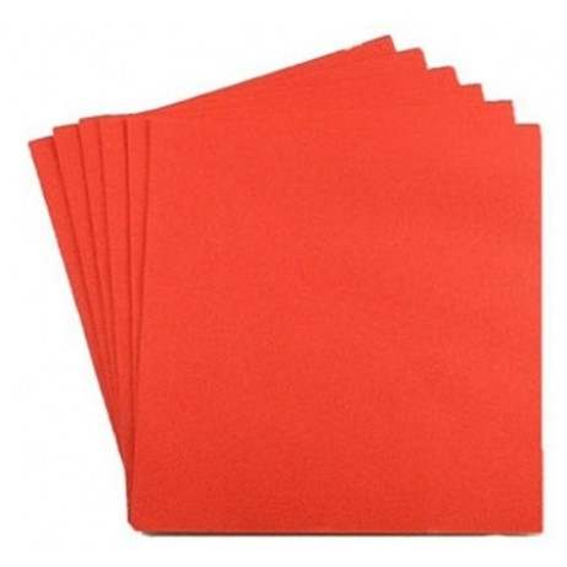 mini serviette papier cocktail rouge vaisselle jetable pas cher. Black Bedroom Furniture Sets. Home Design Ideas