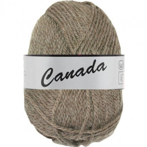 Pelote de laine Canada Lammy Yarns Vert de gris