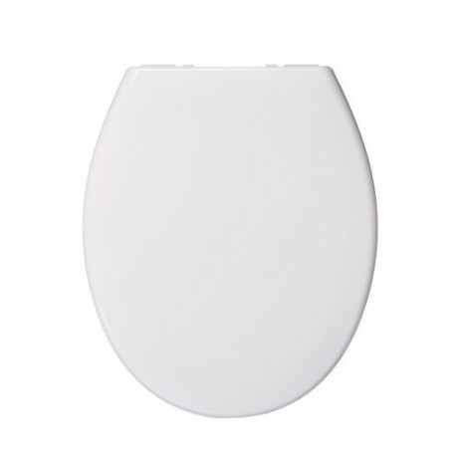 Abattant WC plastique Blanc