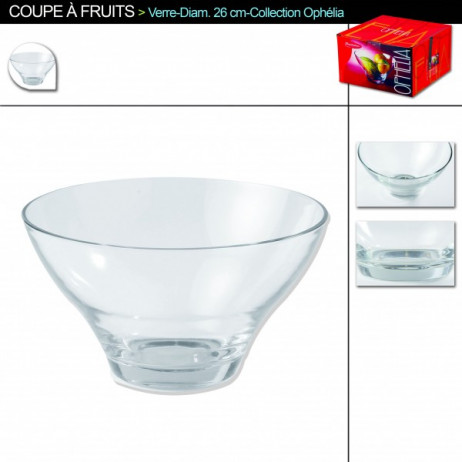Coupe à Fruit Ophélia