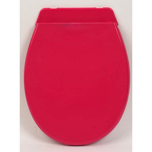 Abattant WC plastique Fushia