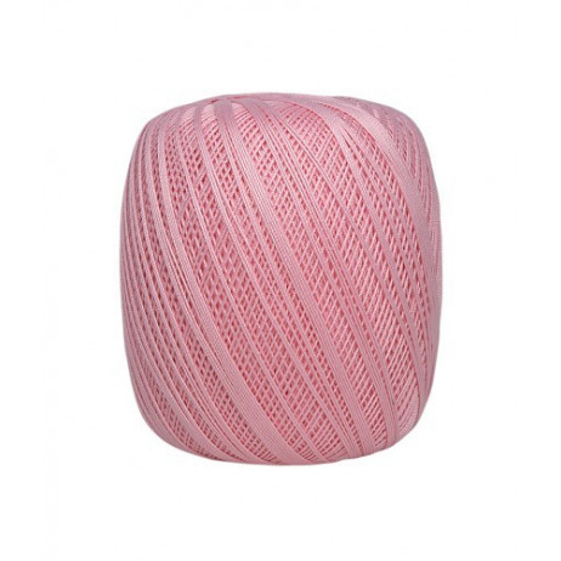Coton à crocheter Déco 8 Rose
