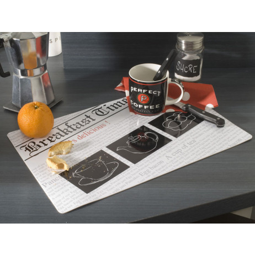 Set de table Désign Breakfast