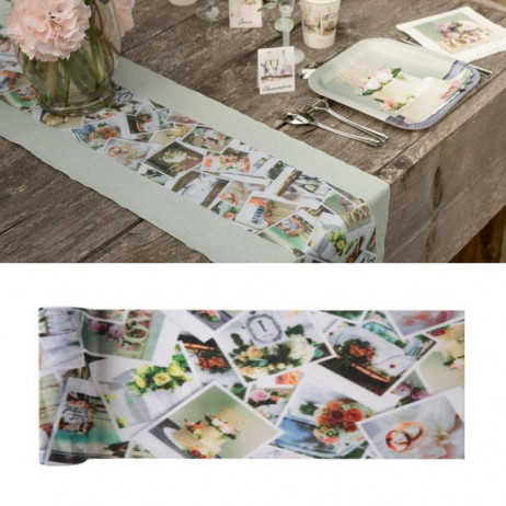 Sur Chemin de table Wedding