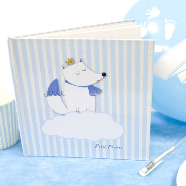 Livre D Or Baby Shower Petit Prince