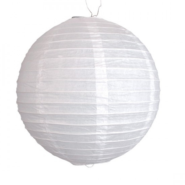 boule lampion en papier 30cm deco salle mariage badaboum. Black Bedroom Furniture Sets. Home Design Ideas