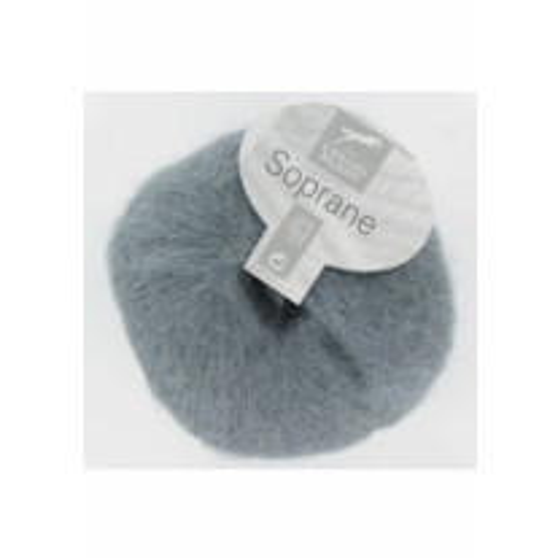 Pelote de laine Soprane Anthracite Cheval blanc