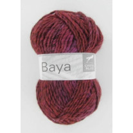 Pelote de laine Baya Eglantine Cheval Blanc