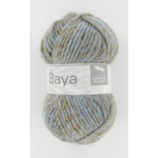 Pelote de laine Baya Glacier Cheval Blanc