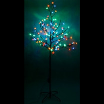 Arbre lumineux de noel 108 LED Multicolore
