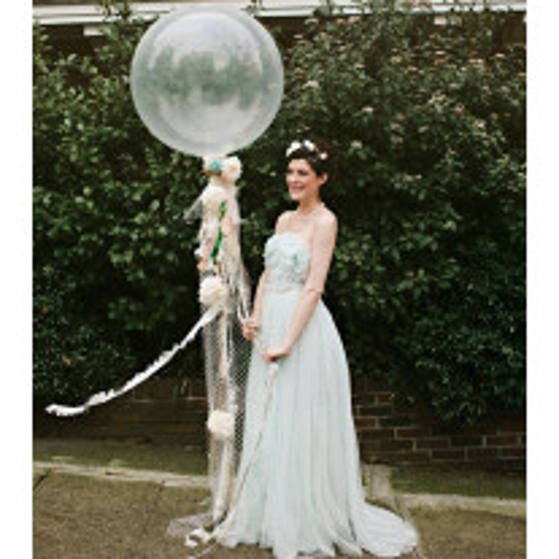 Ballon géant 1m Transparent