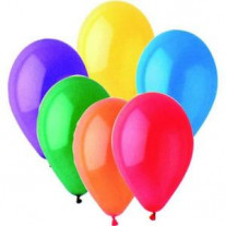 Ballon gonflable Multicolore 30 cm