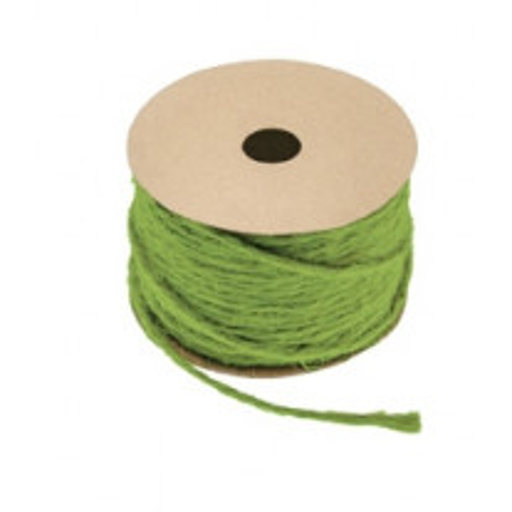 Bobine cordelette Vert anis