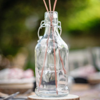 Bouteille limonade mariage